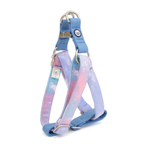 Cotton Candy Step-In Harness - Candy Blue