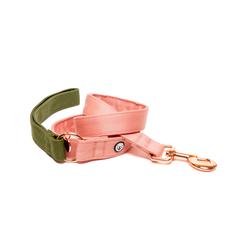 Olive-Blossom Leash
