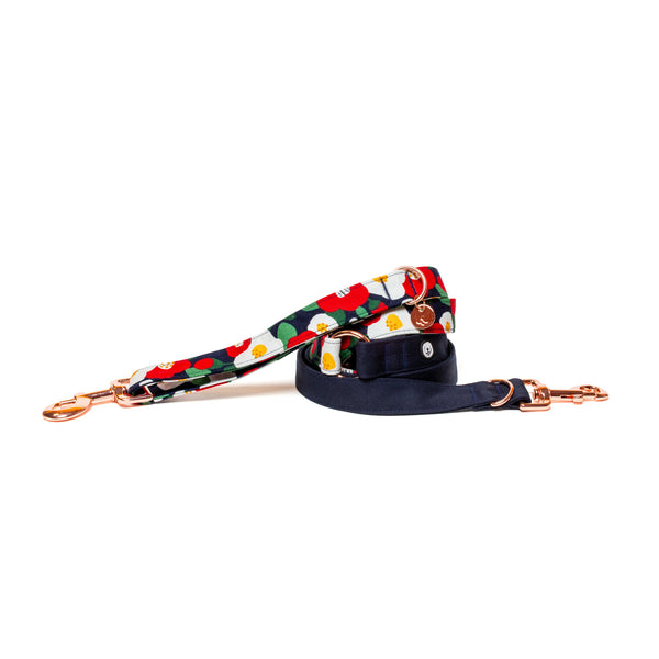 Camellia Convertible Leash