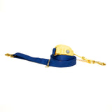 Blue-Lemon No-Pull Harness Set