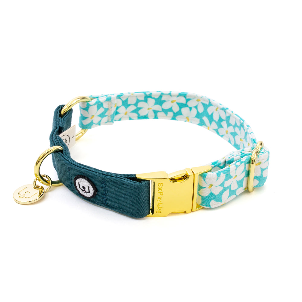 Blooming Days Collar - Mint