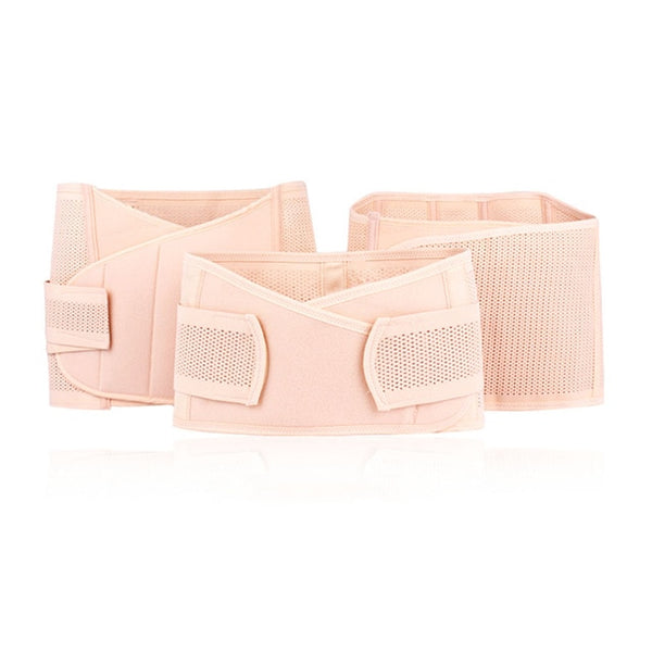 3Pcs/Set Pregnant Women Belt After Pregnancy Support Belt Belly Corset Postpartum Bandage After Delivery Shaper Postnatal Girdle