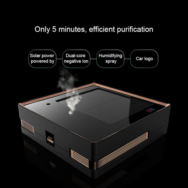 MWdao car air purifier vehicle air ionizer fresh Humidifier negative ion ozone ozonizer odor eliminator usb for car