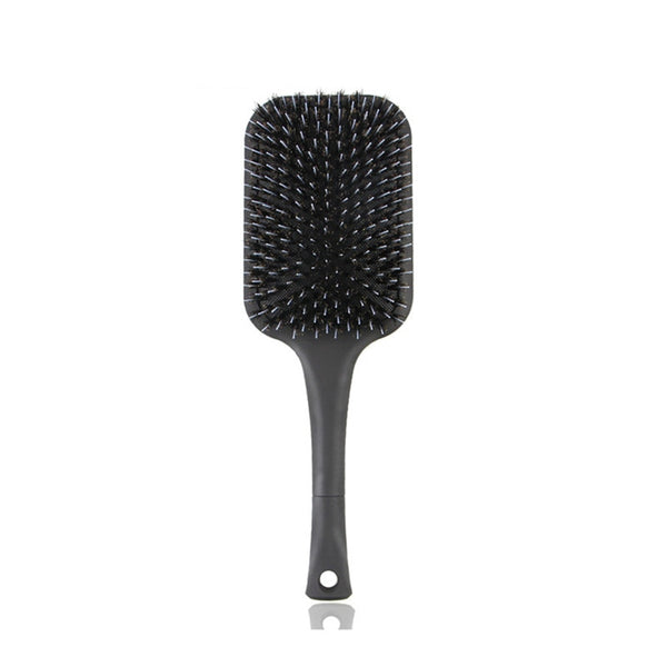 Professional Rubber Handle Paddle Hairbrush No Slip Air Bag Hair Massage Brush For Human And Wig Hair Styling Accessories Tools