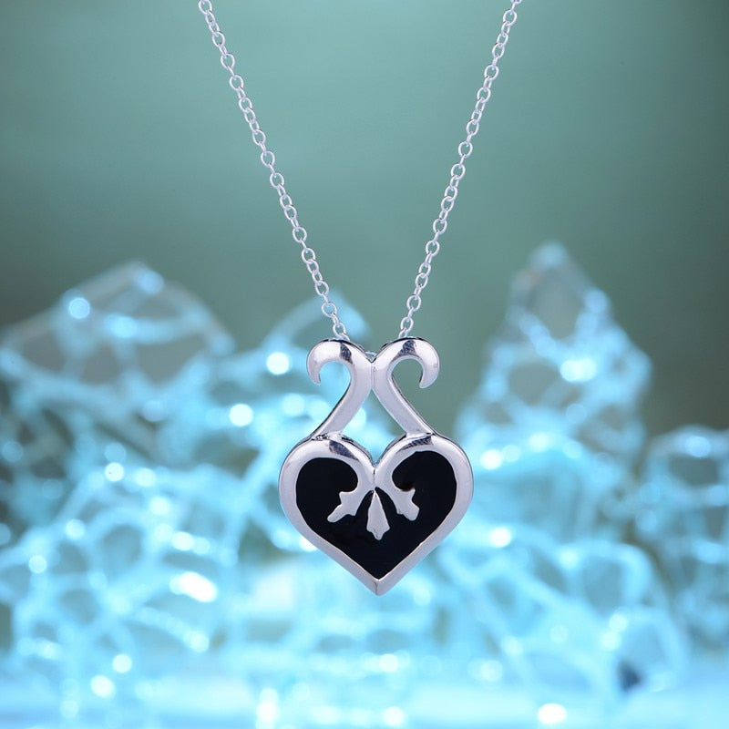 silver plated Necklace 925 jewelry silver Pandant Fashion Jewelry KPCPDQYH