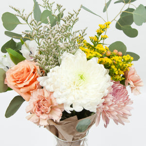 Fresh Flower Bouquet by Flourish Flower Truck - Pickup Only