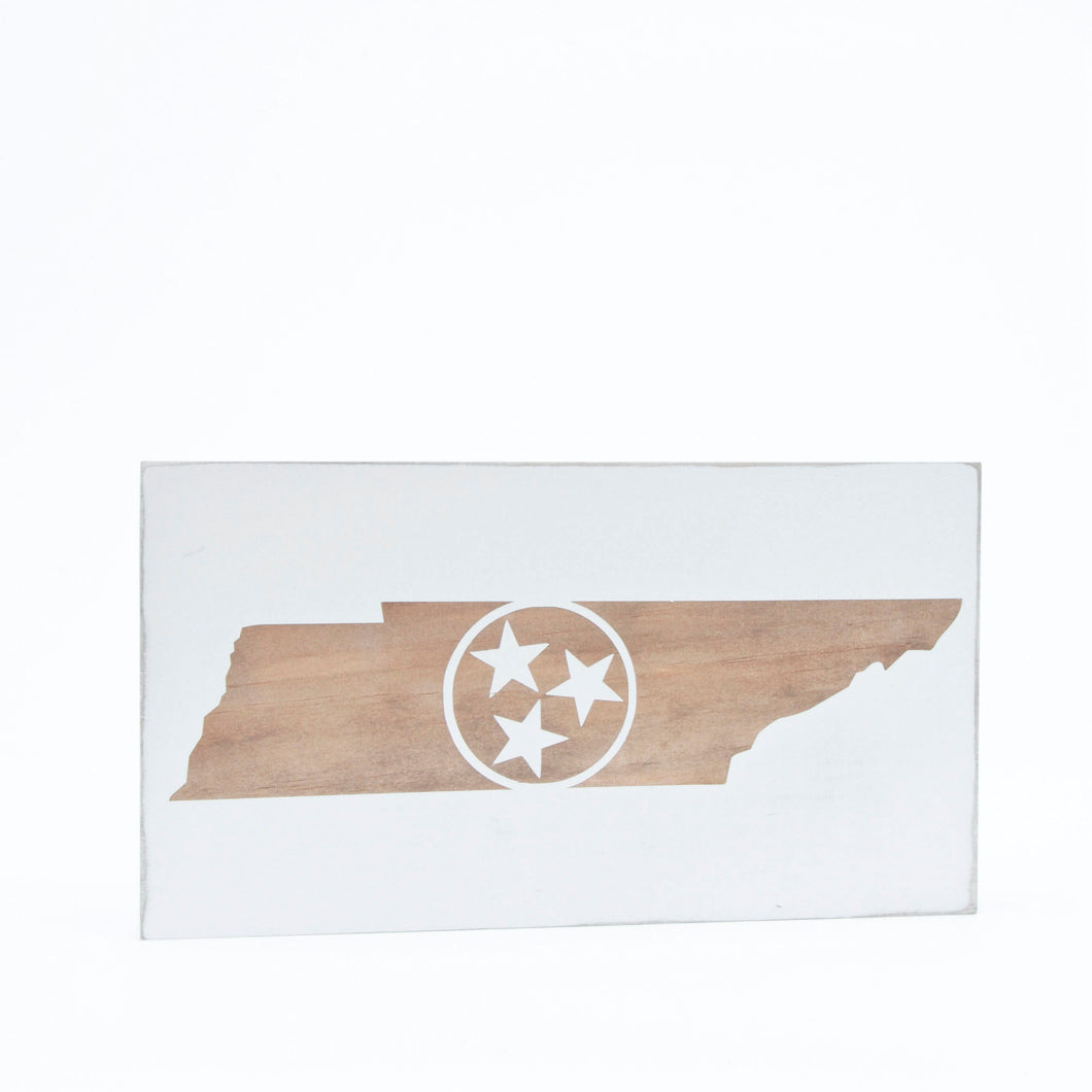 Small Tennessee Tristar Sign
