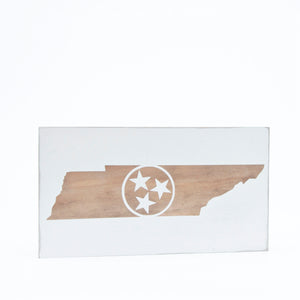 Small Tennessee Home Sign