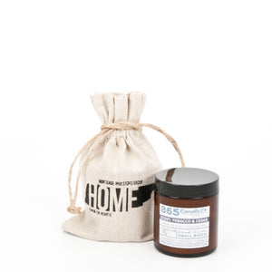 4 oz. Candle in Linen Bag - MIG
