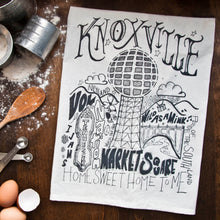 Knoxville Tea Towel