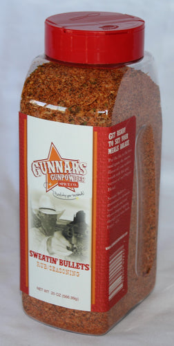 Gunnar's Sweatin' Bullets - 32 fl oz