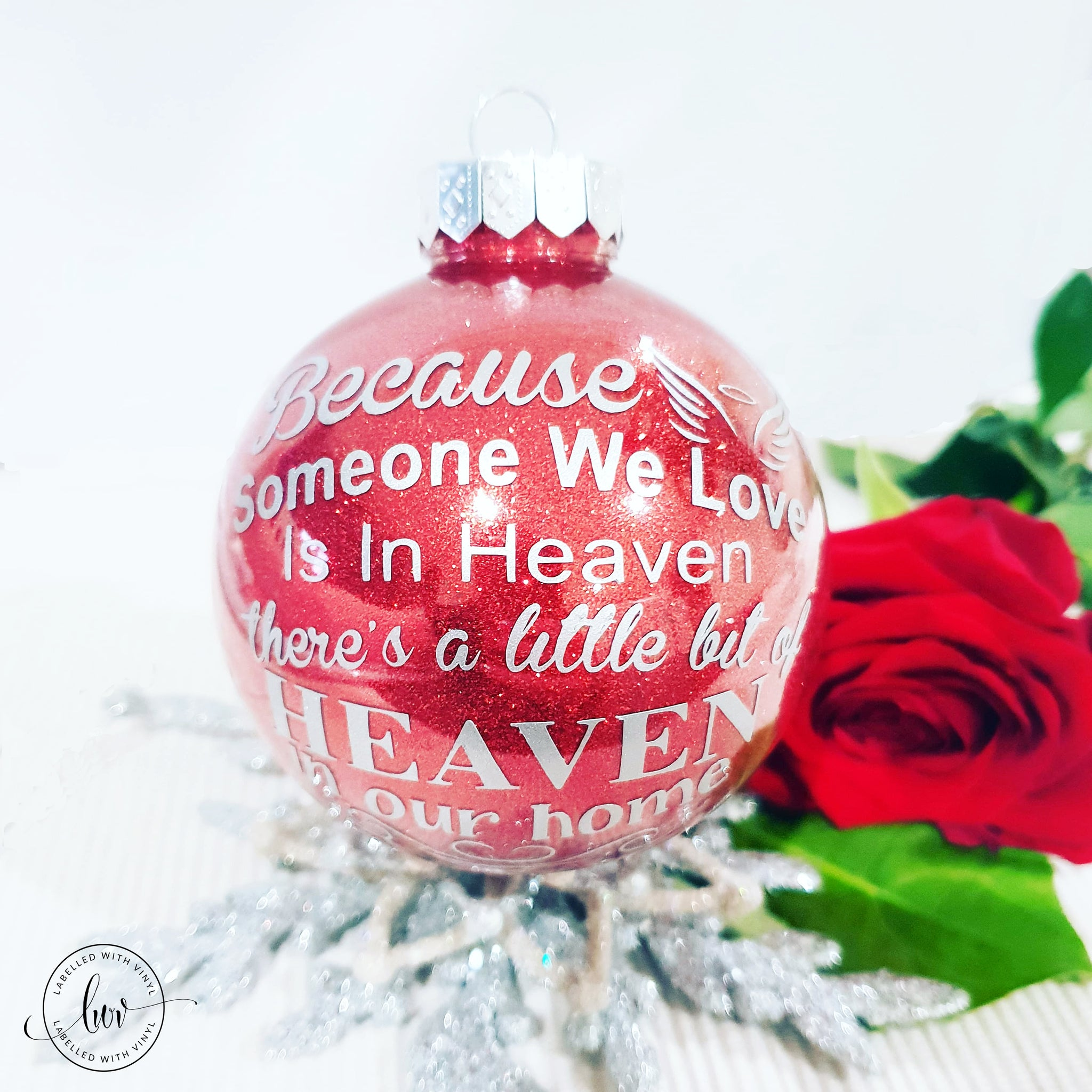 Christmas Heaven Bauble