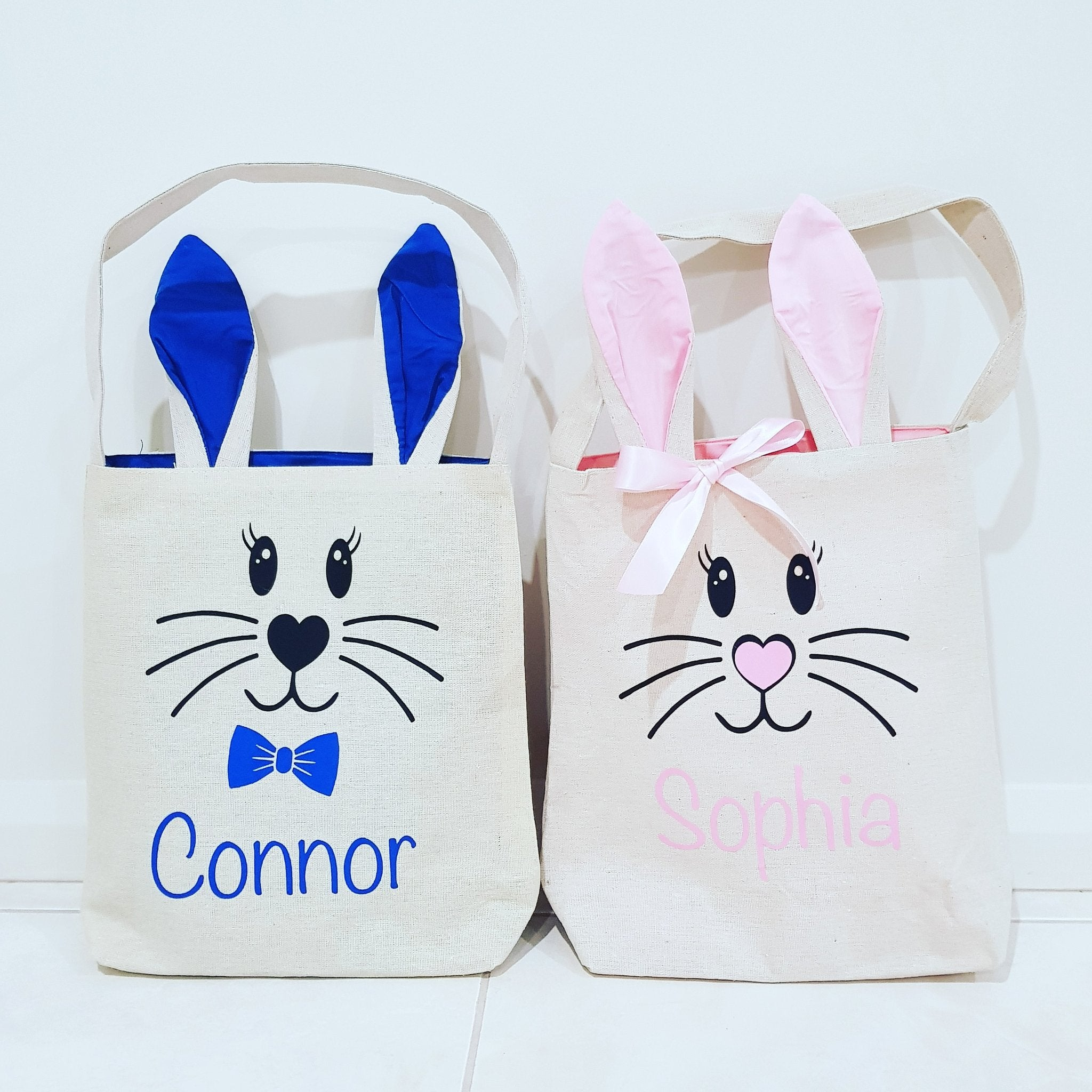3459bce8fd05 Personalised Easter Bunny Bags
