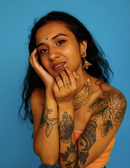 An Indian Tattoo Artist Says This Is The Most Important Thing In Your Skincare Routine.