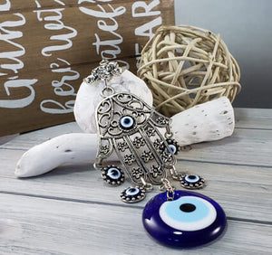 Evil Eye Wall Hanging Decor