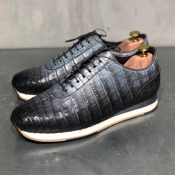 SNEAKERS SN03 - CROCODILE