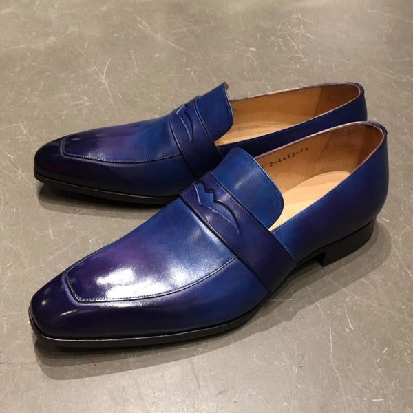 IT02 MOCASSIN PENNY LOAFER