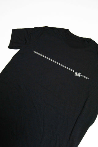 Why Not 18' Logo Short Sleeve (Black)