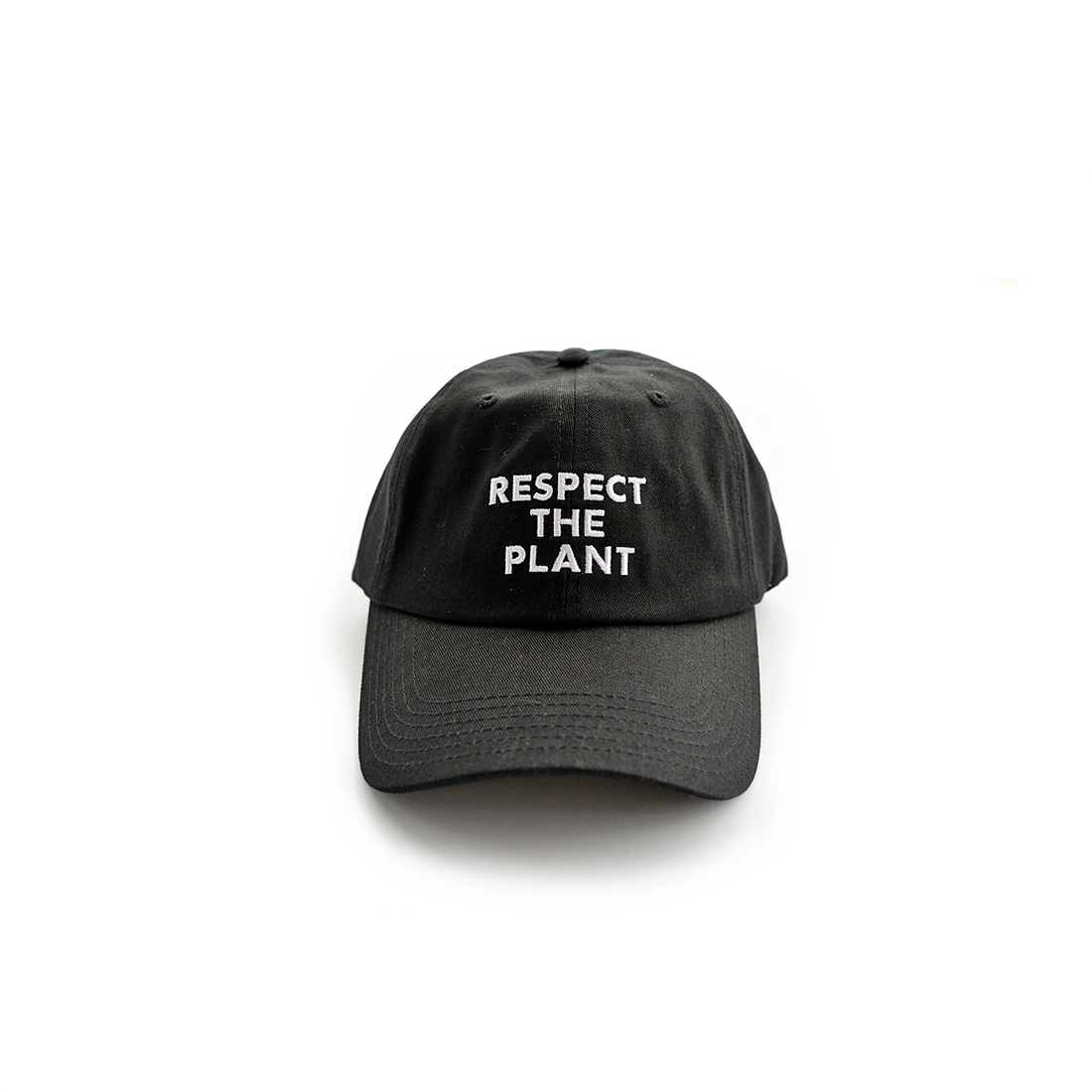 Respect The Plant Dad Hat
