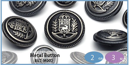 BUT-M002(Metal Button)