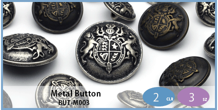 BUT-M003(Metal Button)