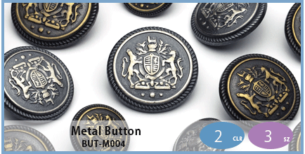 BUT-M004(Metal Button)
