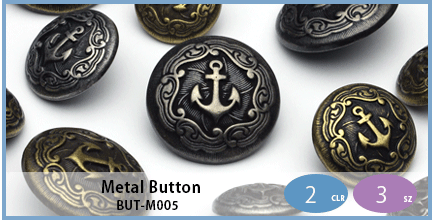 BUT-M005(Metal Button)