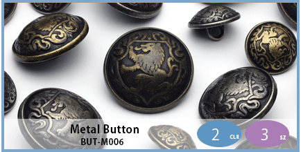 BUT-M006(Metal Button)