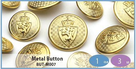 BUT-M007(Metal Button)