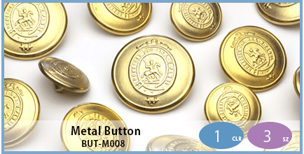 BUT-M008(Metal Button)