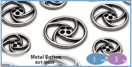 BUT-M009(Metal Button)