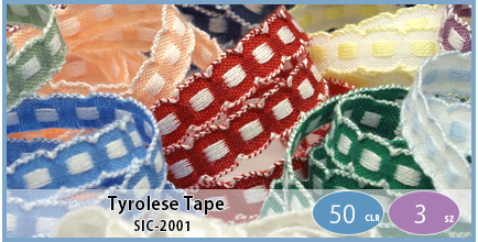 SIC-2001(Tyrolese Tape)