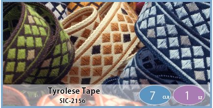 SIC-2156(Tyrolese Tape)