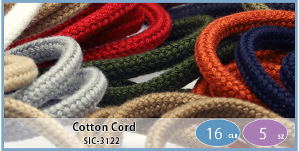 SIC-3122(Cotton Cord)