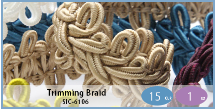 SIC-6106(Trimming Braid)