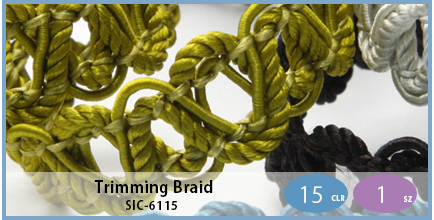 SIC-6115(Trimming Braid)