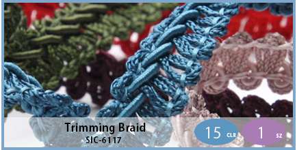 SIC-6117(Trimming Braid)