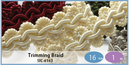 SIC-6163(Trimming Braid)