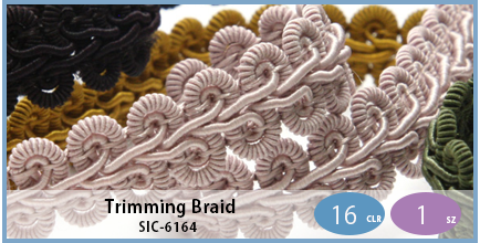 SIC-6164(Trimming Braid)