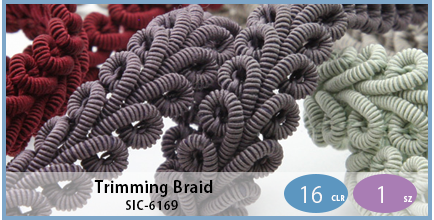 SIC-6169(Trimming Braid)
