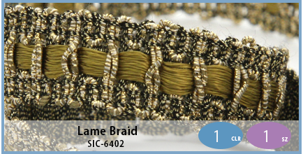 SIC-6400(Lame Braid)
