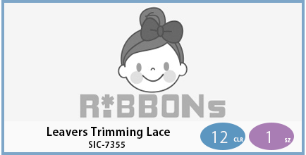 SIC-7355(Leavers Trimming Lace)