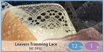 SIC-7932(Leavers Trimming Lace)