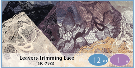 SIC-7933(Leavers Trimming Lace)