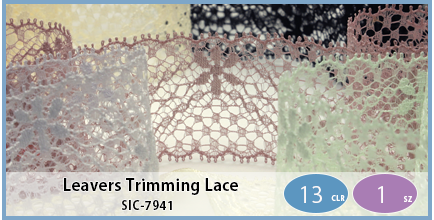 SIC-7941(Leavers Trimming Lace)