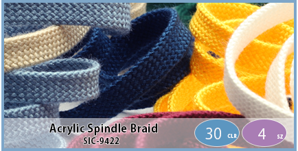 SIC-9422(Acrylic Spindle Cord)