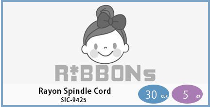 SIC-9425(Rayon Spindle Cord)