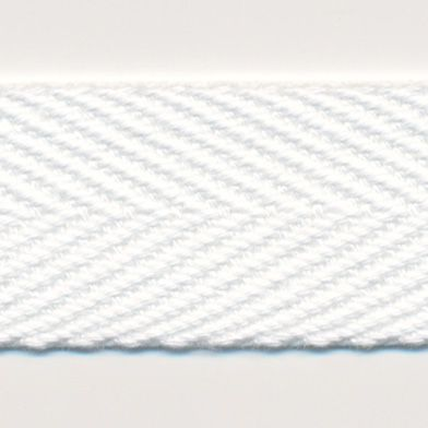Cotton Herringbone Tape #01