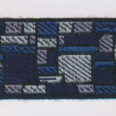 Jacquard Ribbon #1