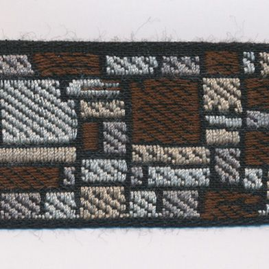 Jacquard Ribbon #4
